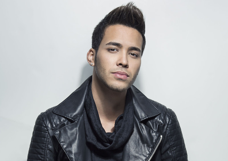 Prince Royce Performs As Part Of His Five Tour At The Music Hall At Fair Park In Dallas Texas Nextvr Livenation Will Provide Live Stream Vr Of This
