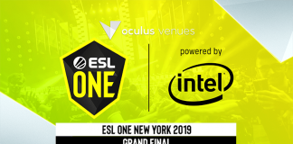 ESL One New York 2019 Live in VR