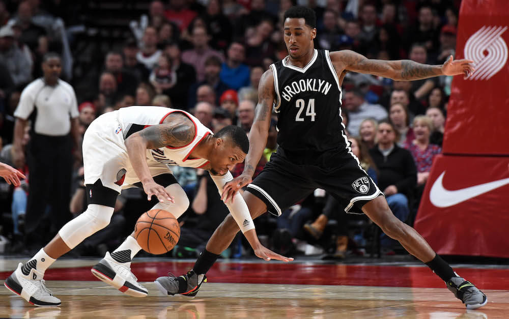 Brooklyn Nets at Portland Trail Blazers - Live in VR
