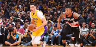 LA Lakers at Portland Trail Blazers - Live in VR