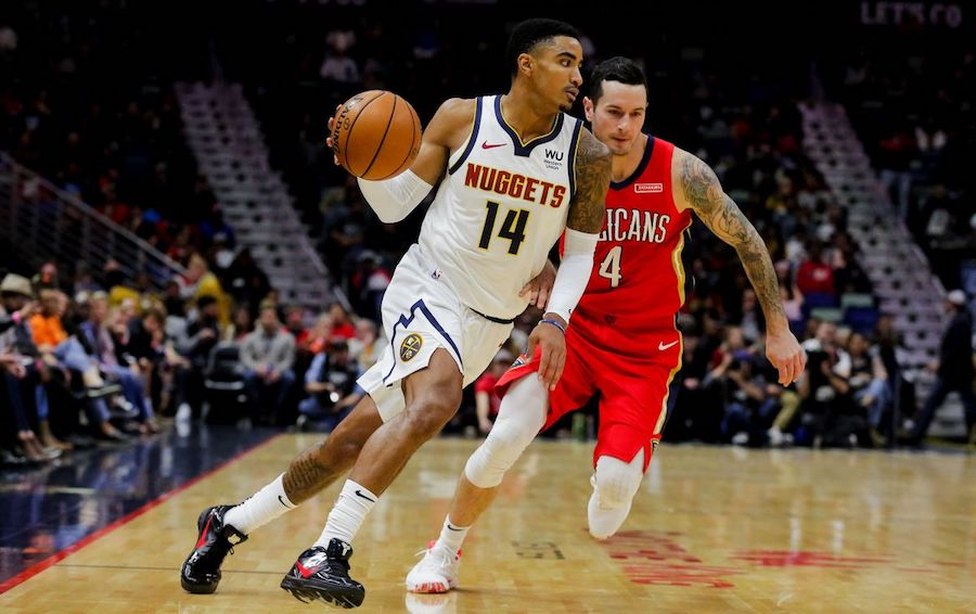 Denver Nuggets at New Orleans Pelicans - Live in VR