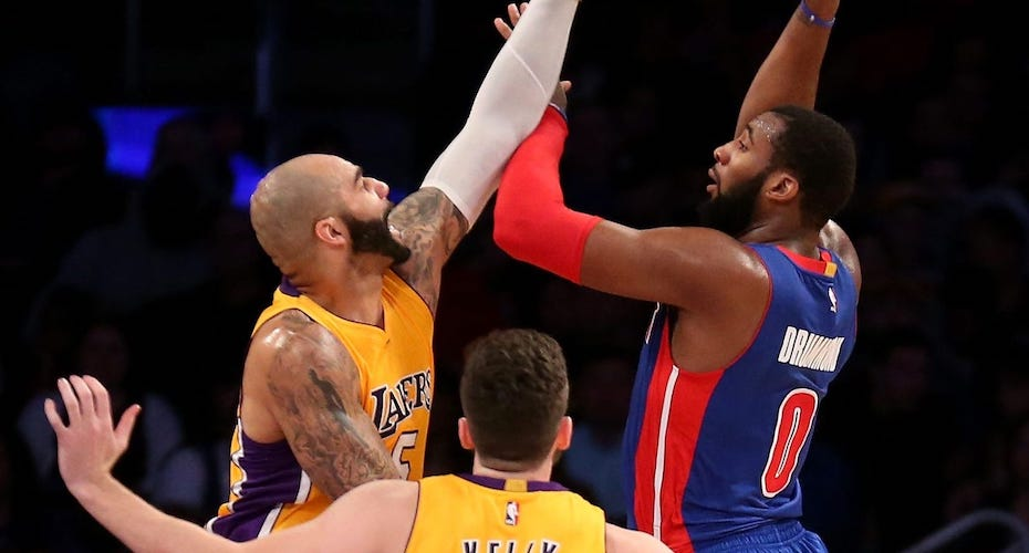 Detroit Pistons at LA Lakers - Live in VR