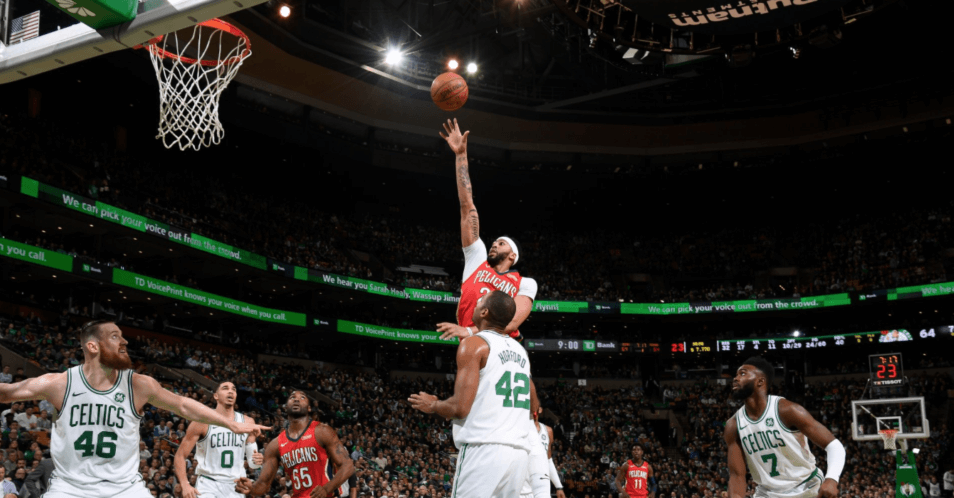 New Orleans Pelicans at Boston Celtics - Live in VR