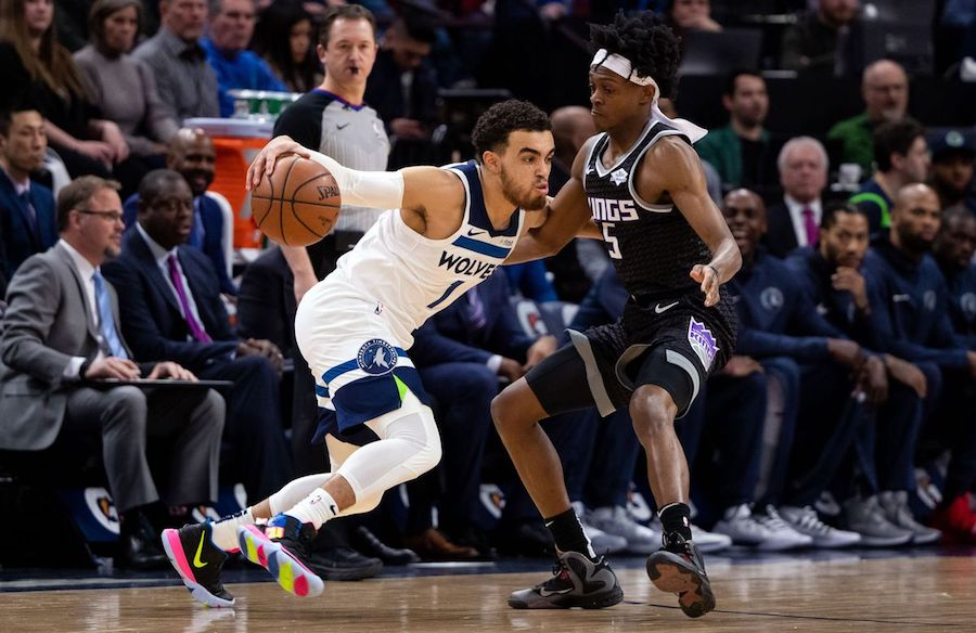 Sacramento Kings at Minnesota Timberwolves - Live in VR