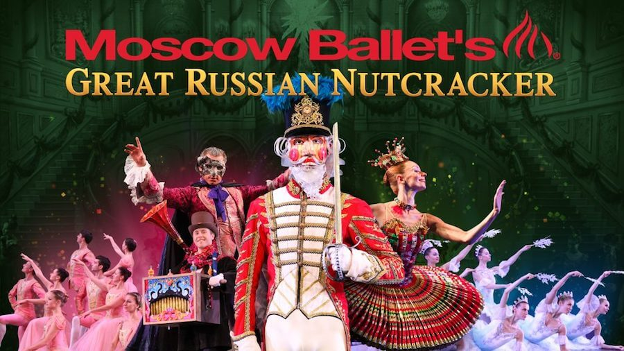 Moscow Ballet's Great Russian Nutcracker - Live in VR
