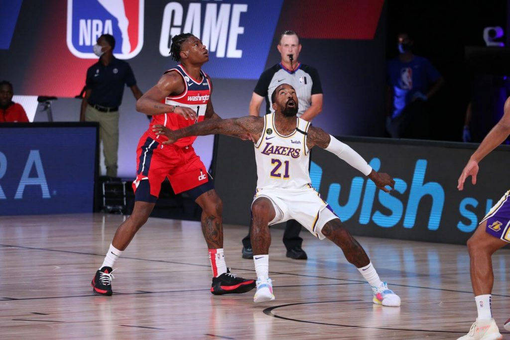 LA Clippers at Washington Wizards 2021 - Live in VR