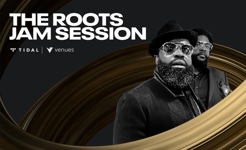 The Roots Jam Session - Live in VR