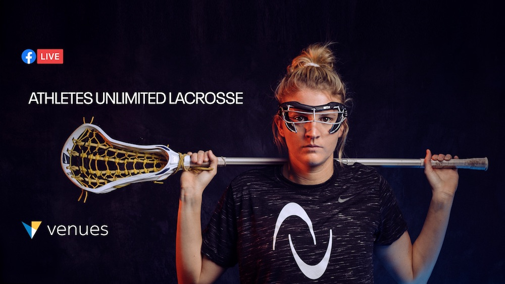 Athletes Unlimited Lacrosse | Game 10 - Live in VR