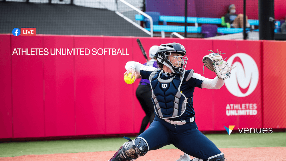 Athletes Unlimited Softball Game 13 - Live in VR