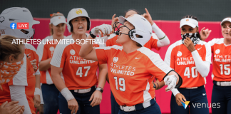 Athletes Unlimited Softball | Game 19 - Live in VR