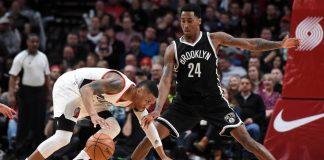 Brooklyn Nets at Portland Trail Blazers - Live in VR