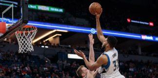 Minnesota Timberwolves at Brooklyn Nets - Live in VR