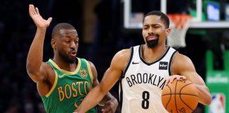 Boston Celtics at Brooklyn Nets - Live in VR