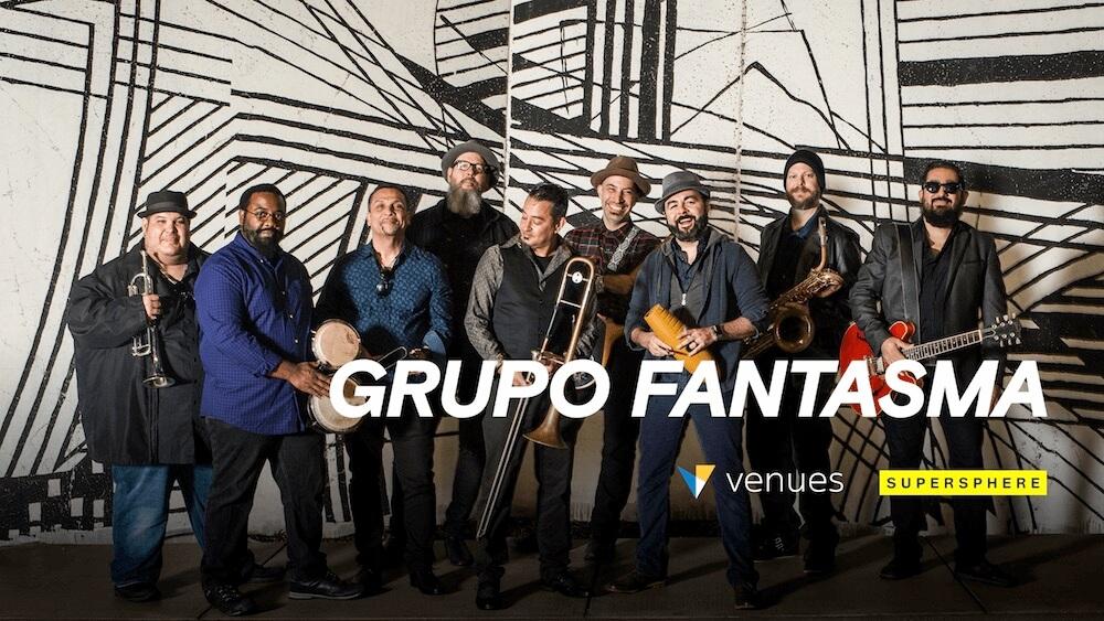 Grupo Fantasma - Live in VR