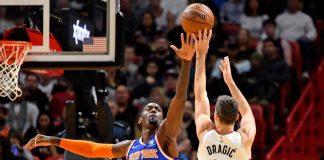 New York Knicks at Miami Heat 2021 - Live in VR