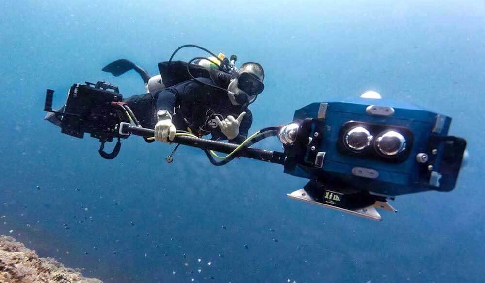 Underwater Explorations - Casey Sapp - Live in VR