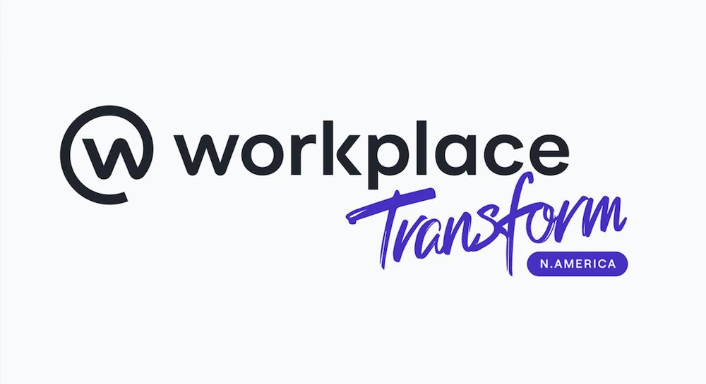 Workplace Transform North America - Live in VR