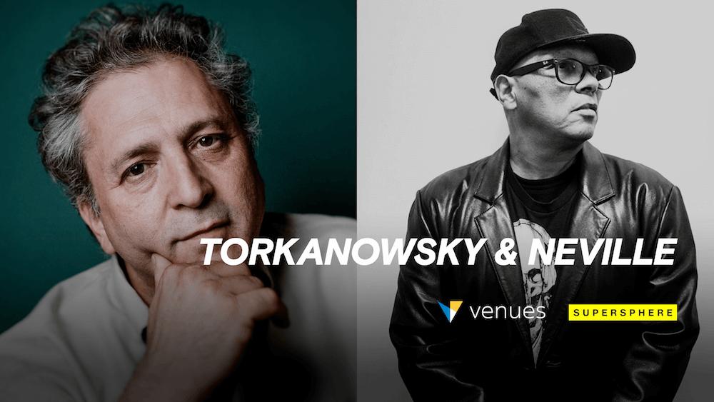 David Torkanowsky & Ivan Neville - Live in VR
